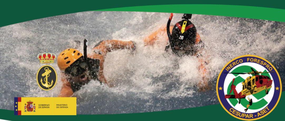 curso nadador de rescate awsar