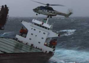 Super Puma Icelandic Coast Guard