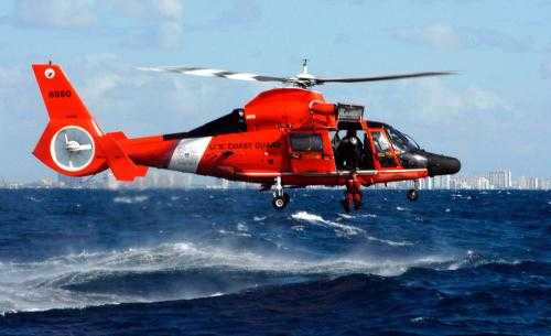 HH-65 Dolphin US Coast Guard