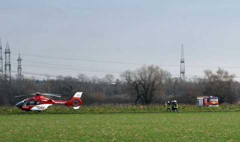 ec135 DRF Alemania, Accidente