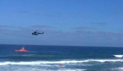 Recuperan el cuerpo de un ahogado en Bocabarranco