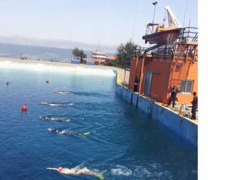 Pruebas de selección a Nadador de Rescate