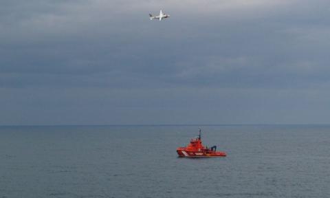 El hundimiento de una patera deja tres muertos y un desaparecido en el estrecho de Gibraltar