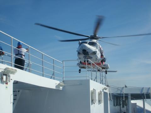 Helimer 203 Ferry Abel Matutes