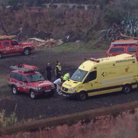Dos hombres de origen lituano fallecen ahogados en San Juan de la Rambla, en el norte de Tenerife