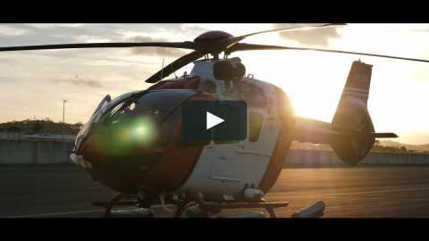 Airbus EC135 Marine Pilot Transfer Aviator Group
