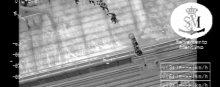 Un helicóptero de Salvamento Marítimo ha realizado este martes la evacuación médica de un pasajero británico del buque 'Britannia' hasta el aeropuerto coruñés de Alvedro desde donde fue llevado a un centro hospitalario